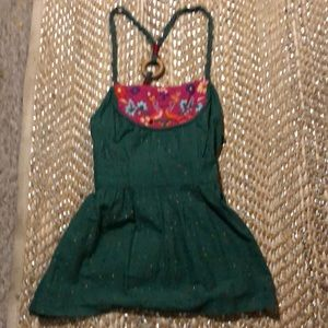 Free People cami top size 12